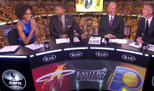 Doug Collins Completely Capable of Quoting Rap Songs on the Air (Video)