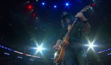 Slash Shreds National Anthem at Kings-Hawks Game 3 (Video)