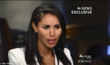 "V. Stiviano Breaks Silence, Speaks About Donald Sterling With Barbara Walters on ""20/20″ (Video)"