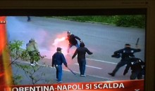 Brutal Violence Erupts Before Coppa Italia Final in Rome (Photos + Video)