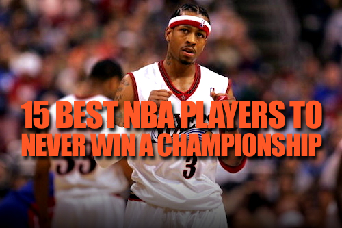 best nba players never to win a championship