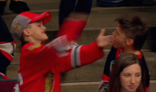 Kids Were Slapping Each Other to Stay Awake During Double Overtime at Hawks-Kings Game 5 (GIFs)