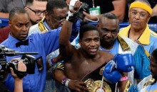 Adrien Broner Drops F-Bomb, Racist Taunt After Beating Carlos Molina (Video)