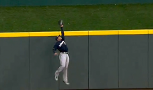 Carlos Gomez Robs Joey Votto of Home Run…Again (Videos)