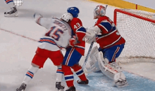 Rangers Goon Derek Dorsett Snows Kid, Headbutts Mike Weaver, Is All-Around Douche (GIFs)