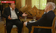 Donald Sterling Finally Speaks Publicly, Denies Being a Racist in Interview with CNN's Anderson Cooper (Video)
