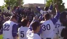 High School Baseball Team Gives Teammate with Down Syndrome a Moment He'll Never Forget (Video)
