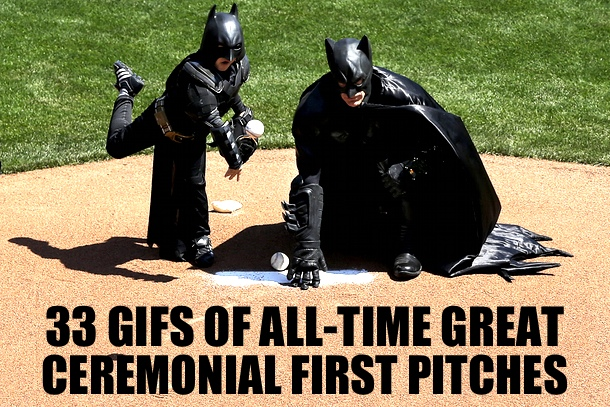 ceremonial first pitch gifs