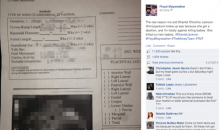 Floyd Mayweather Posts Ex-Fiancées Sonogram on Facebook and Accuses Her of Killing Babies (Pic)