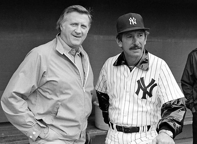 george steinbrenner (yankees owner) - disgraces sports team owners
