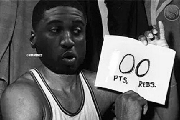 gilbert arenas trolls roy hibbert on instagram 3