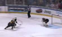 Brian Gibbons Scores Absolutely Insane Goal for Wilkes-Barre Scranton Penguins in AHL Playoffs (Video)