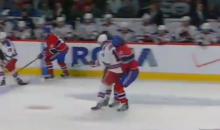 Dirty Hit on Dale Weise Earns John Moore a Hearing with NHL Department of Player Safety (Video)