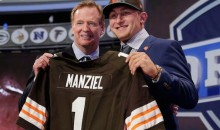 Cleveland Browns Drafted Johnny Football Because Some Homeless Guy Told Them To (Video)