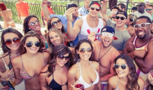 Johnny Manziel's Memorial Day Weekend Was a Lot More Fun Than Yours (Pics)