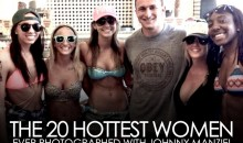 The 20 Hottest Women Ever Photographed with Johnny Manziel