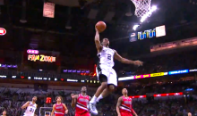 Kawhi Leonard Puts Exclamation Point on Series Win Over Blazers with Fast Break Dunk (Video)
