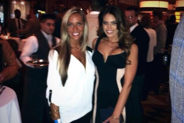 The WAGs at the 2014 NFL Draft Will Blow Your Mind ...Lindsey Duke Reddit Selfie