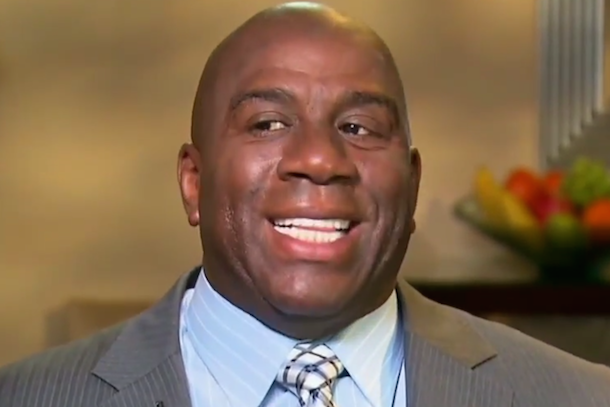 magic johnson anderson cooper interview