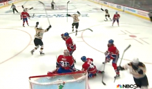Bruins Call Up Matt Fraser, Who Then Scores OT Winner in Game 4 Against the Habs (Video)