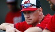 Nationals Manager Matt Williams in Car Accident While Doing Live Radio Interview (Audio)