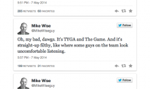 Washington Post Columnist Mike Wise Stirs Controversy by Blasting Indiana Pacers' Pre-Game Music