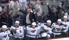 Game 7 Between the Avalanche and Wild Was an All-Time Classic (GIFs)