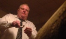 Rob Ford Caught On Camera With Crack Pipe Again (Pics)