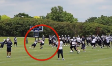 Cowboys Linebacker Sean Lee Out for the Year After Tearing ACL on Day One of OTAs (Video)