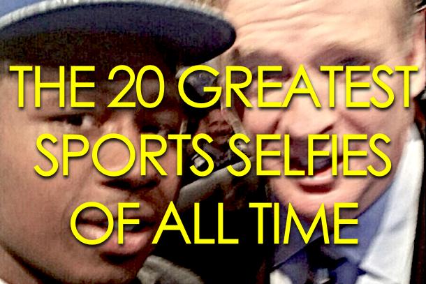 sports selfies