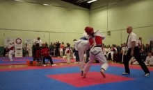 One-Second Taekwondo Knockout Leaves Opponent in a Daze (Video)