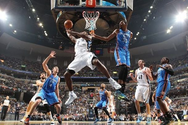 thunder grizzlies game 7