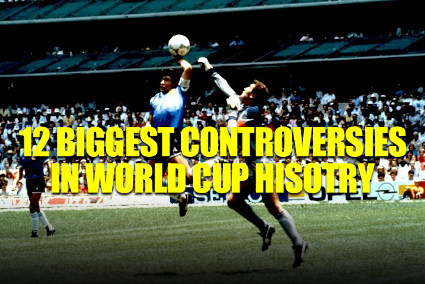 world cup controversies