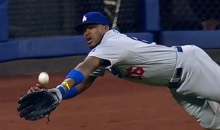 Yasiel Puig Makes Amazing Diving Catch, Gets Standing Ovation…from Mets Fans (Video)