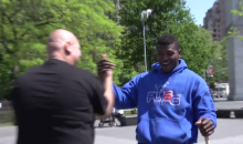 Yasiel Puig and Fat Joe Teach New Yorkers How to Do the Yasiel Puig Bat Flip (Video)
