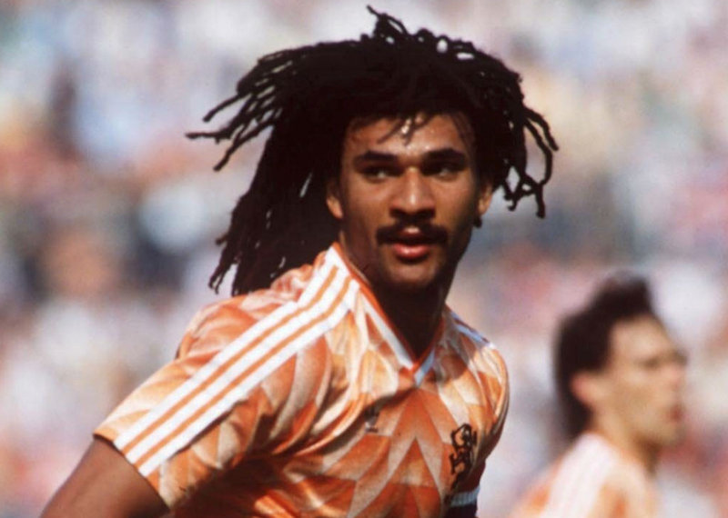 10 ruud gullit (netherlands 1990) - greatest world cup hairdos