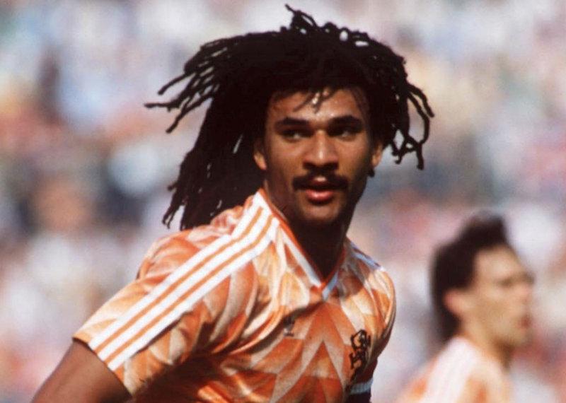 10 ruud gullit (netherlands 1990) - greatest world cup hairdos