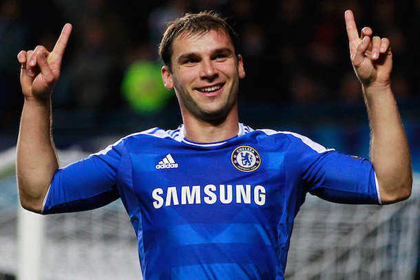 12 branislav ivanovic (serbia) - best players not playing in 2014 world cup