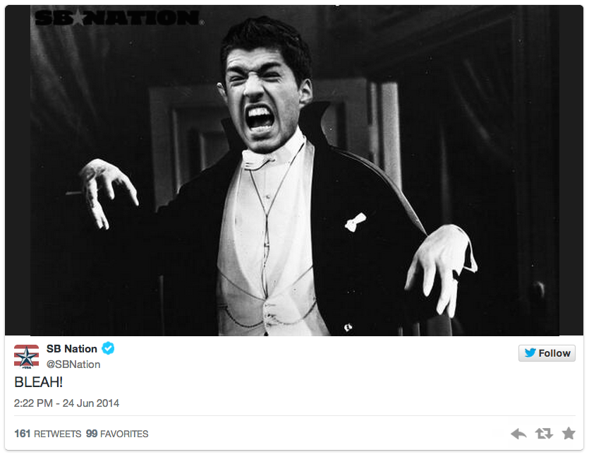 29 of the Best Luis Suarez Bite Memes and Tweets | Total ...