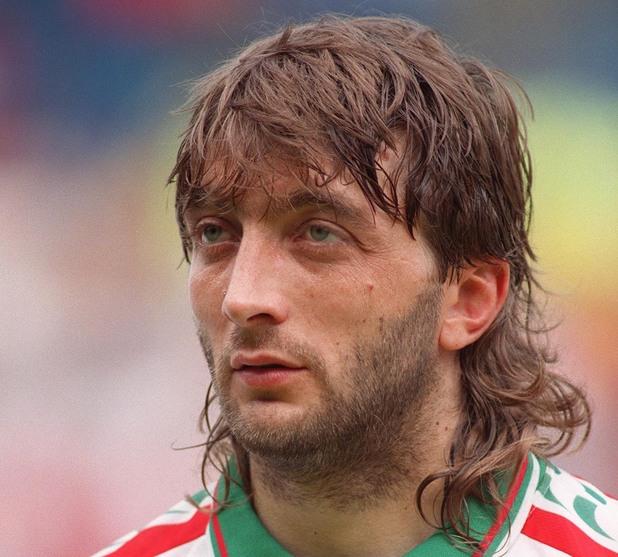 14 trifon ivanov (bulgaria 1994) - greatest world cup hairdos