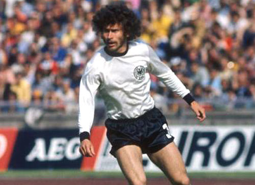 18 paul breitner der afro (germany 1974) - greatest world cup hairdos