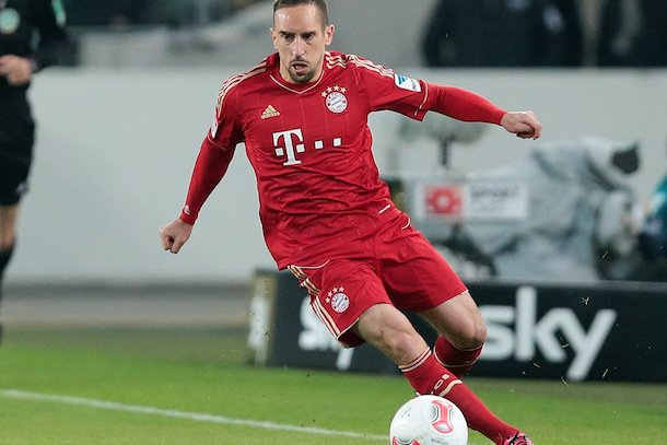 2 franck ribery (france) - best players not playing in 2014 world