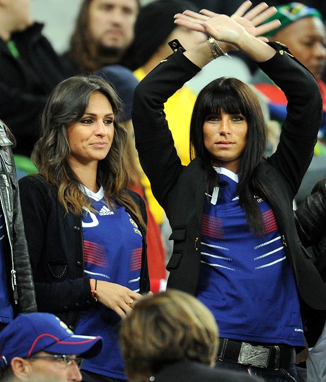 20 france 2 - hottest fans 2014 fifa world cup