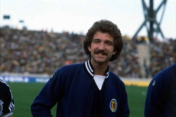 20 graeme souness (scotland 1978) - greatest world cup hairdos