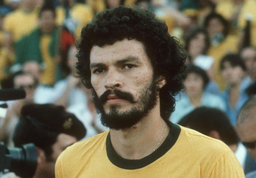 22 socrates (brazil 1982) - greatest world cup hairdos