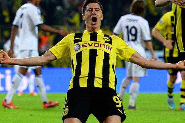 3 Robert Lewandowski (poland) - best players not playin in 2014 world cup