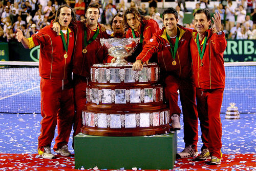 3 davis cup - ugliest trophies in sports