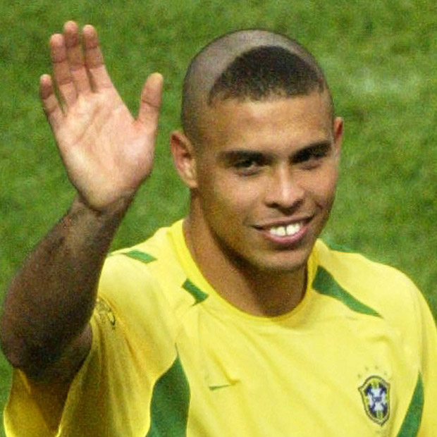 3 ronaldo (brazil 2002) - greatest world cup hairdos