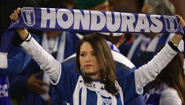 30 honduras 1 - hottest fans 2014 fifa world cup