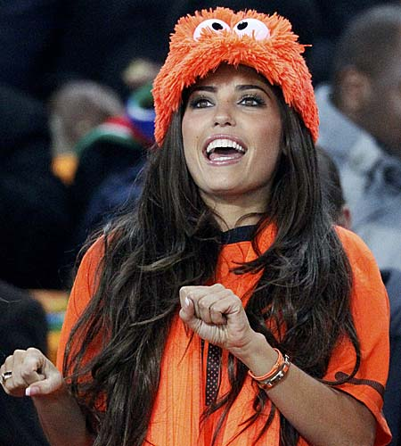 5 netherlands 2 - hottest fans 2014 fifa world cup